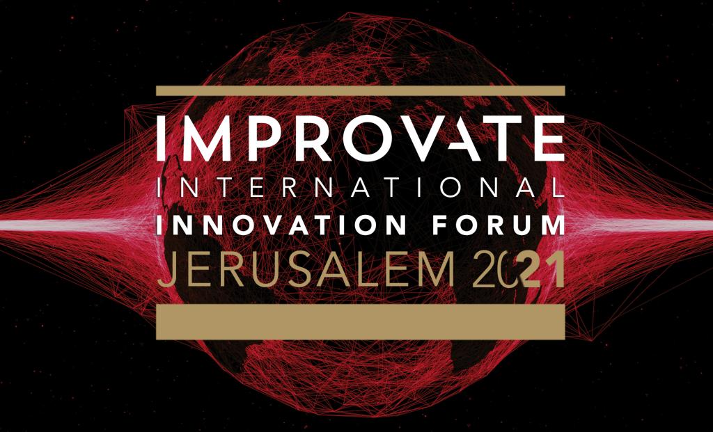 Jerusalem Event - logo and br