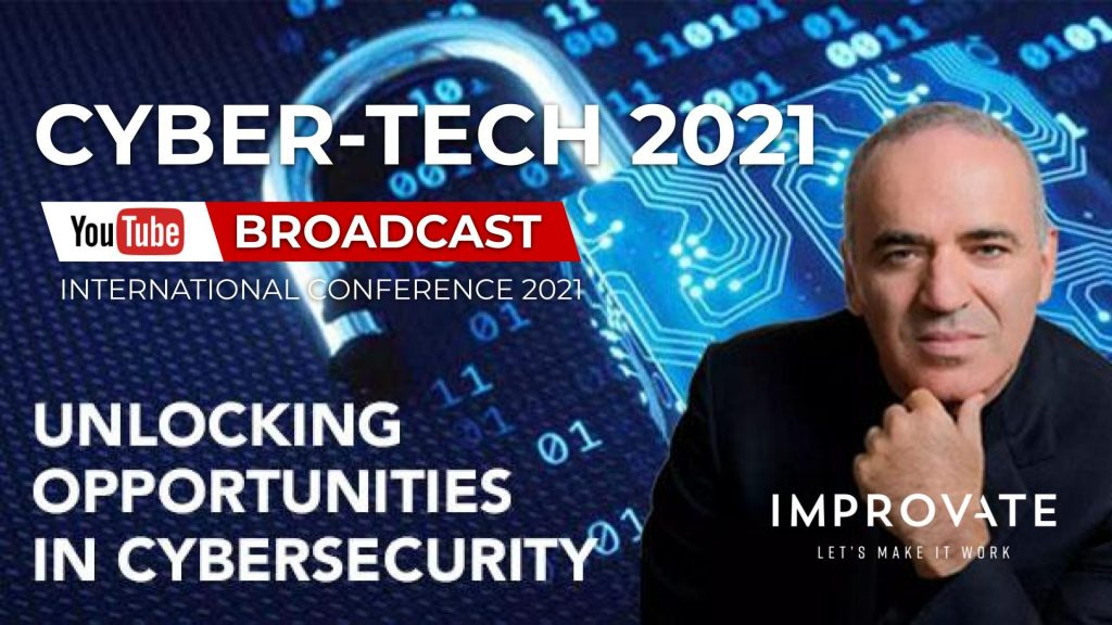 CYBER-TECH 2021 YOUTUBE cover